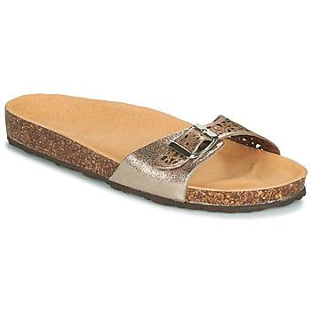 Sapatos Mulher Sandálias André BRIONI Ouro