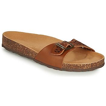 Sapatos Mulher Sandálias André BRIONI Camel