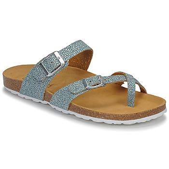 Sapatos Mulher Sandálias André REJANE Azul