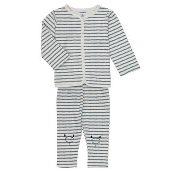 Textil Rapaz Conjunto Noukie's KAIS Branco
