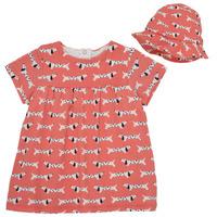 Textil Rapariga Vestidos curtos Noukie's KENZO Rosa