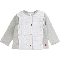 Textil Rapariga Casacos de malha Carrément Beau ISA Cinza