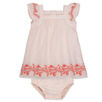 Textil Rapariga Vestidos curtos Carrément Beau SAMY Rosa