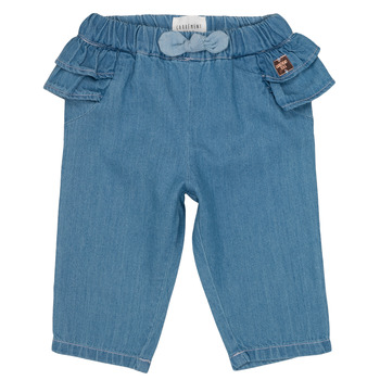 Textil Rapariga Calças de ganga slim Carrément Beau ISAQ Azul
