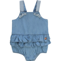 Textil Rapariga Macacões/ Jardineiras Carrément Beau KYAN Azul