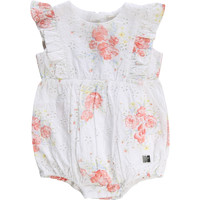 Textil Rapariga Macacões/ Jardineiras Carrément Beau KAIS Branco