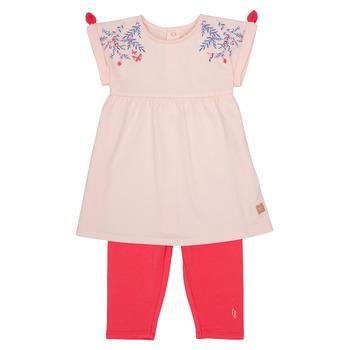 Textil Rapariga Conjunto Carrément Beau AIMEE Rosa