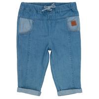 Textil Rapaz Calças de ganga slim Carrément Beau MILOUD Azul