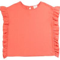 Textil Rapariga T-Shirt mangas curtas Carrément Beau LEANA Rosa