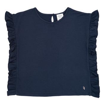 Textil Rapariga T-Shirt mangas curtas Carrément Beau KAMILLIA Azul
