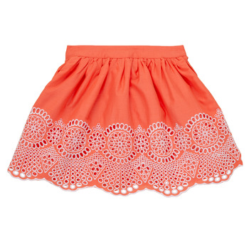 Textil Rapariga Saias Carrément Beau REDA Rosa