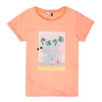 Textil Rapariga T-Shirt mangas curtas 3 Pommes LEA Laranja