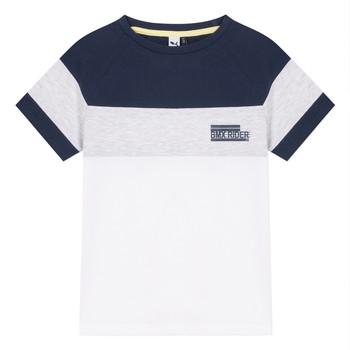 Textil Rapaz T-Shirt mangas curtas 3 Pommes NORA Branco