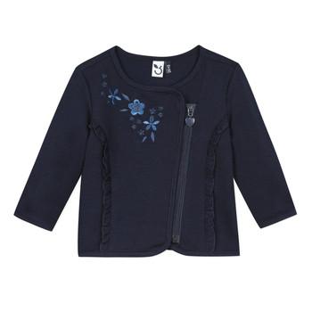 Textil Rapariga Casacos de malha 3 Pommes TEVAI Azul