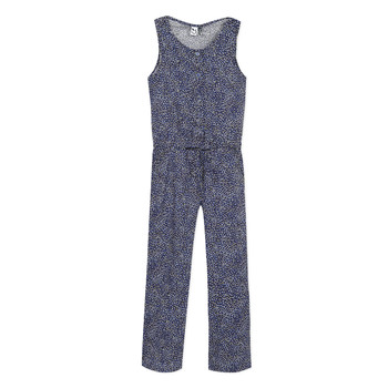Textil Rapariga Macacões/ Jardineiras 3 Pommes MELANIE Azul