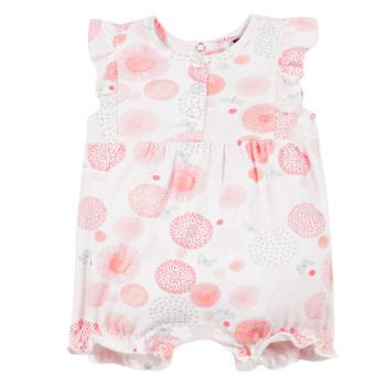 Textil Rapariga Macacões/ Jardineiras 3 Pommes ELOISE Branco