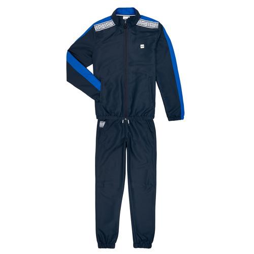 Textil Rapaz Todos os fatos de treino BOSS EVOLIO Azul