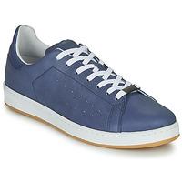 Sapatos Homem Sapatilhas André MATT Azul