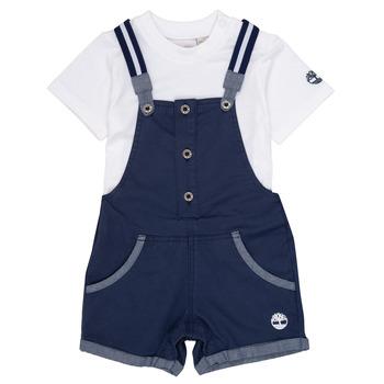 Textil Rapaz Conjunto Timberland GABINO Azul