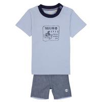 Textil Rapaz Conjunto Timberland AXEL Azul