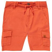 Textil Rapaz Shorts / Bermudas Timberland TIMEO Vermelho