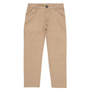Textil Rapaz Chinos Timberland HECTOR Bege