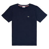 Textil Rapaz T-Shirt mangas curtas Lacoste KETLEEN Azul