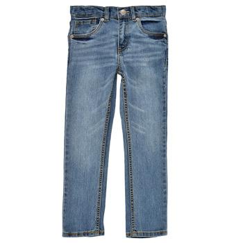 Textil Rapaz Gangas Skinny Levi's 511 SKINNY FIT Azul