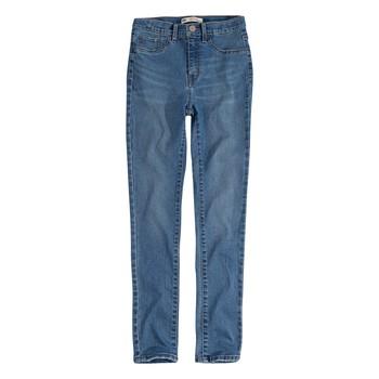 Textil Rapariga Gangas Skinny Levi's 721 HIGH RISE SUPER SKINNY Azul