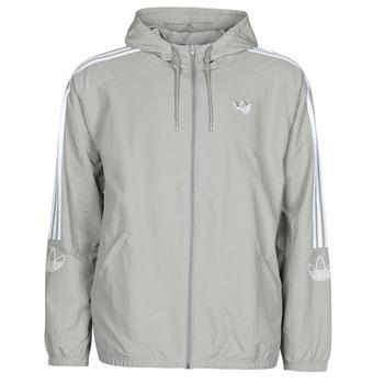 Textil Homem Sweats adidas Originals OUTLINE TRF WB Cinza