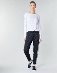 Textil Mulher Calças de treino adidas Performance W ID 3S Snap PT Preto