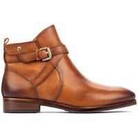Sapatos Mulher Botins Pikolinos ROYAL W4D BRANDY
