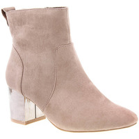 Sapatos Mulher Botins Lapierce L Boot Lady Taupe
