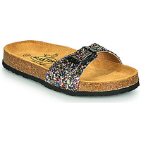 Sapatos Rapariga Chinelos Plakton BOM Multicolor