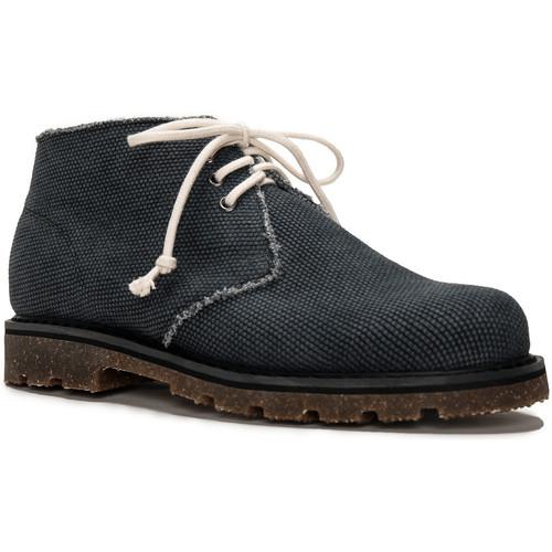 Sapatos Botas baixas Nae Vegan Shoes Peta Collab Black preto