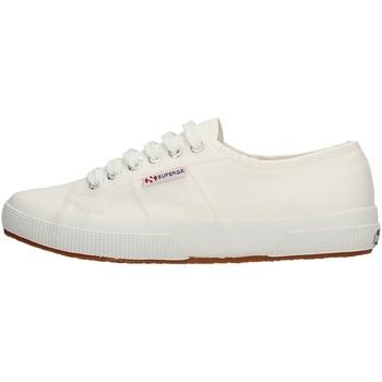Sapatos Homem Sapatilhas Superga - 2750 cotu classic bianco S000010 2750 901 BIANCO