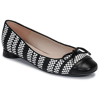 Sapatos Mulher Sabrinas Fericelli MARYA Preto / Branco
