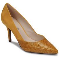 Sapatos Mulher Escarpim Fericelli MARIA Amarelo