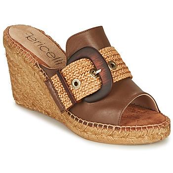 Sapatos Mulher Chinelos Fericelli MELISSA Conhaque