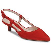 Sapatos Mulher Escarpim Fericelli JOLOIE Vermelho