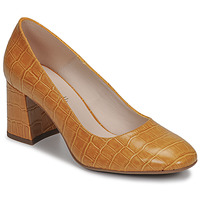Sapatos Mulher Escarpim Fericelli MARGOT Amarelo