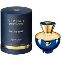 beleza Mulher Eau de parfum  Versace Dylan Blue Femme - perfume - 100ml - vaporizador Dylan Blue Femme - perfume - 100ml - spray
