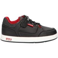 Sapatos Criança Multi-desportos Levi's VGRA0065S NEW GRACE Negro