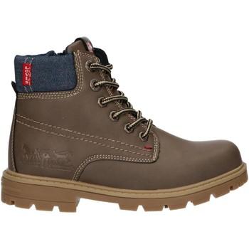Sapatos Criança Botas baixas Levi's VFOR0001S FORREST Marr?n