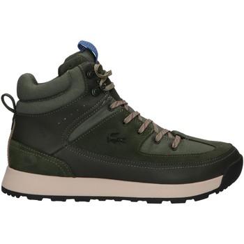 Sapatos Homem Botas baixas Lacoste 38CMA0058 URBAN Verde