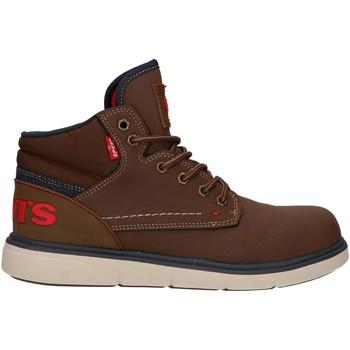 Sapatos Criança Botas baixas Levi's VOLY0004S OLYMPUS Marr?n