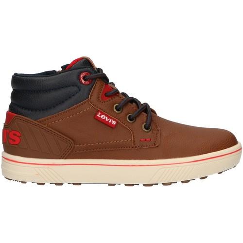 Sapatos Criança Multi-desportos Levi's VPOR0020S NEW PORTLAND Marrón
