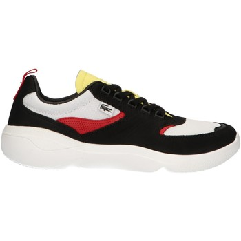 Sapatos Homem Multi-desportos Lacoste 38SMA0051 WildCard 1B5 BLK-RED Negro