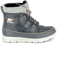 Sapatos Botas baixas Sorel Explorer Carnaval Dark Slate Cinza