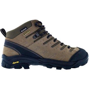 Sapatos Homem Sapatos de caminhada Bestard Botas  Tramuntana Gore-Tex Castanho